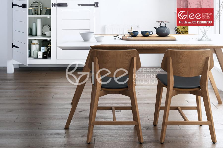 bàn ăn gỗ đẹp, ban an go dep